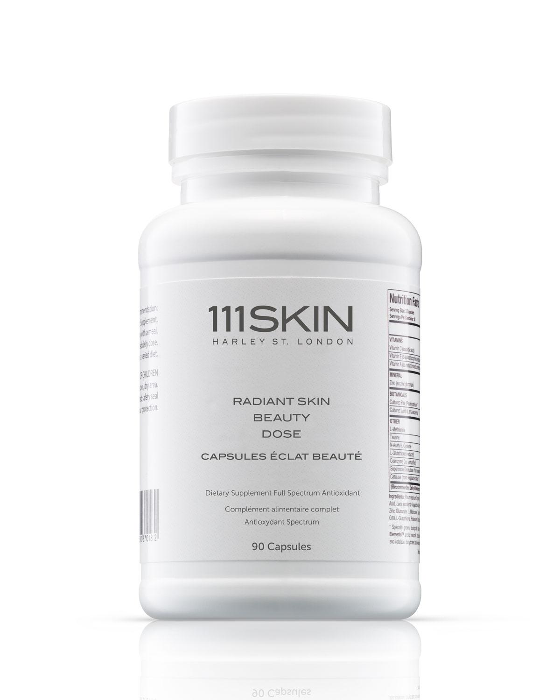 111skin Radiant Skin Beauty Dose 90 Capsules