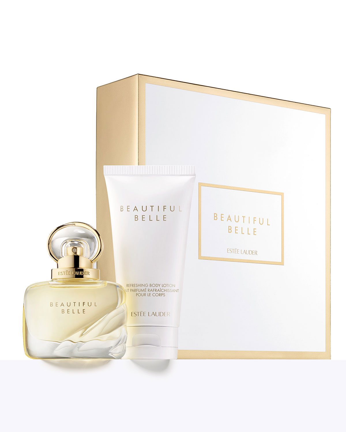 Beautiful Belle Two-Piece Gift Set