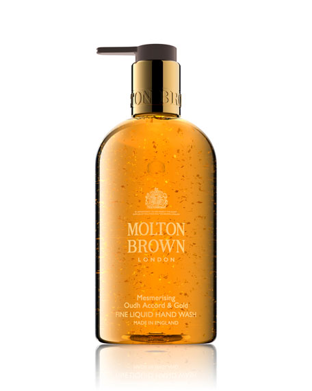 Molton Brown 10 oz. Mesmerizing Oudh Accord & Gold Hand Wash
