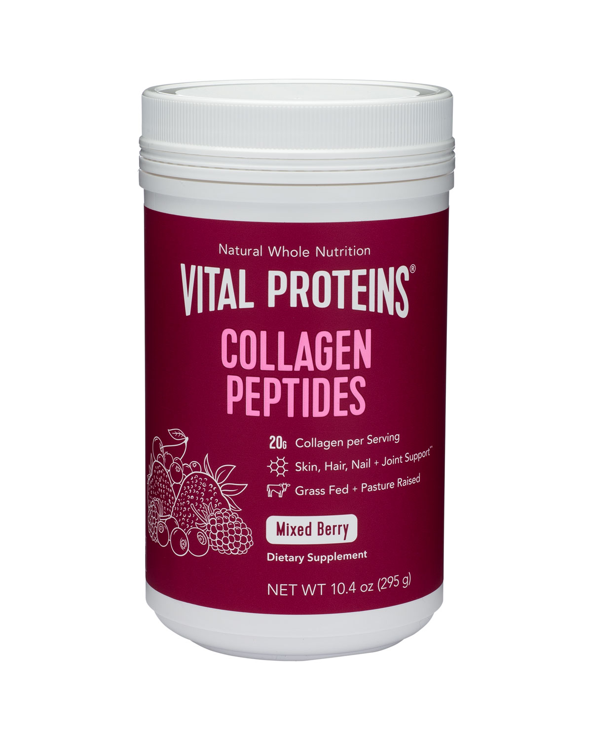 VITAL PROTEINS Collagen Peptides (Mixed Berry)