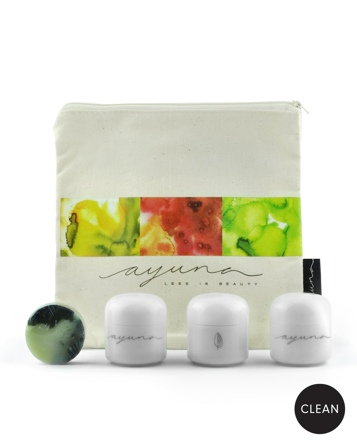 AYUNA Amma Ii Four-Piece Travel Set