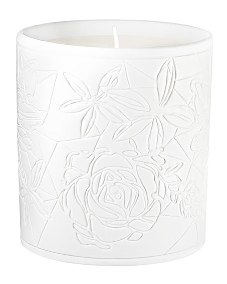 Lancome Jasmins Marzipane Scented Candle