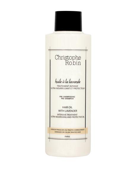 Christophe Robin 5.1 oz. Moisturizing Hair Oil with Lavender