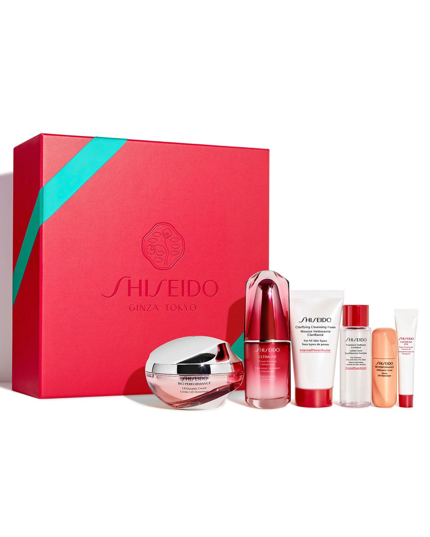 Shiseido THE GIFT OF ULTIMATE LIFTING SET