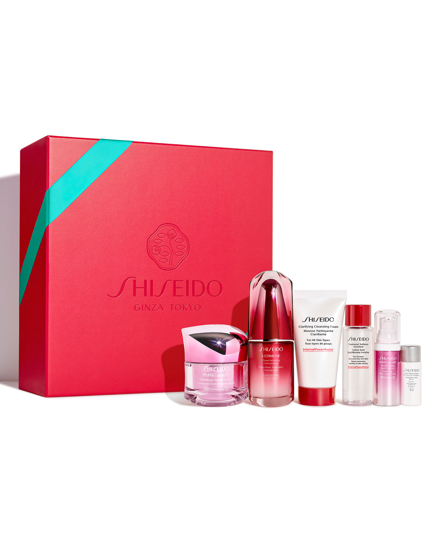 Shiseido The Gift of Ultimate Brightening Set