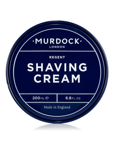 Shaving Cream, 6.8 oz./ 200 mL