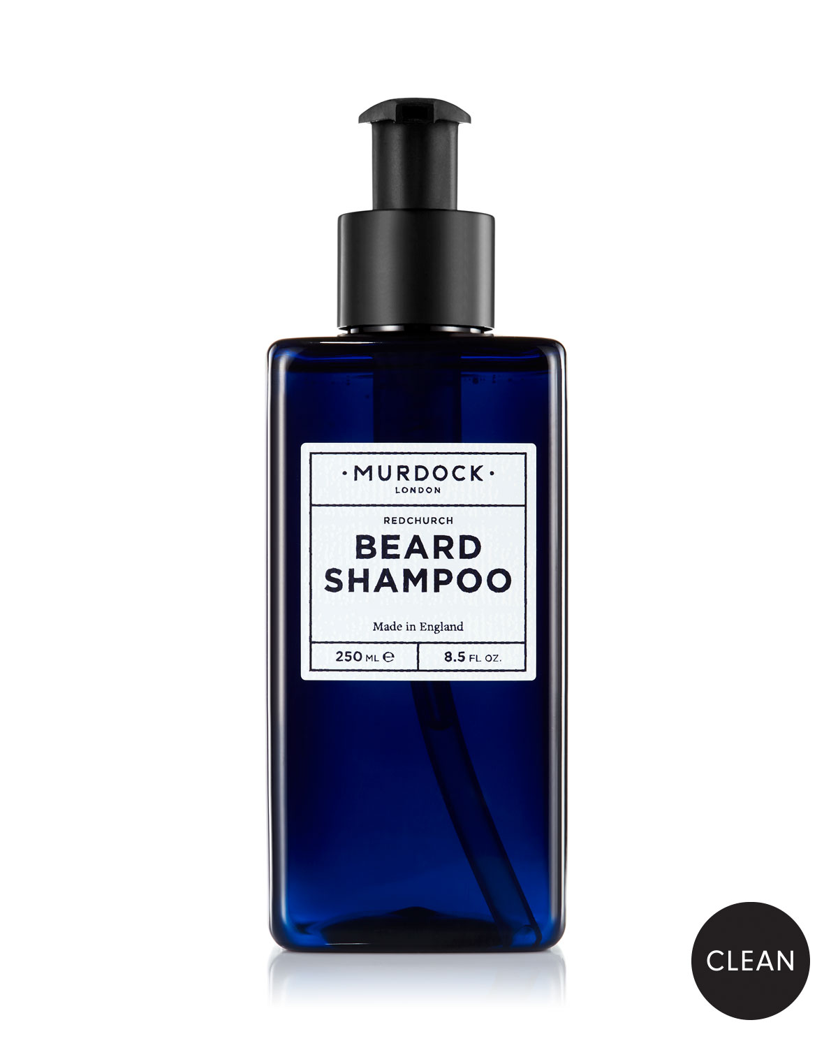 Murdock London Beard Shampoo, 8.5 oz./ 250 mL