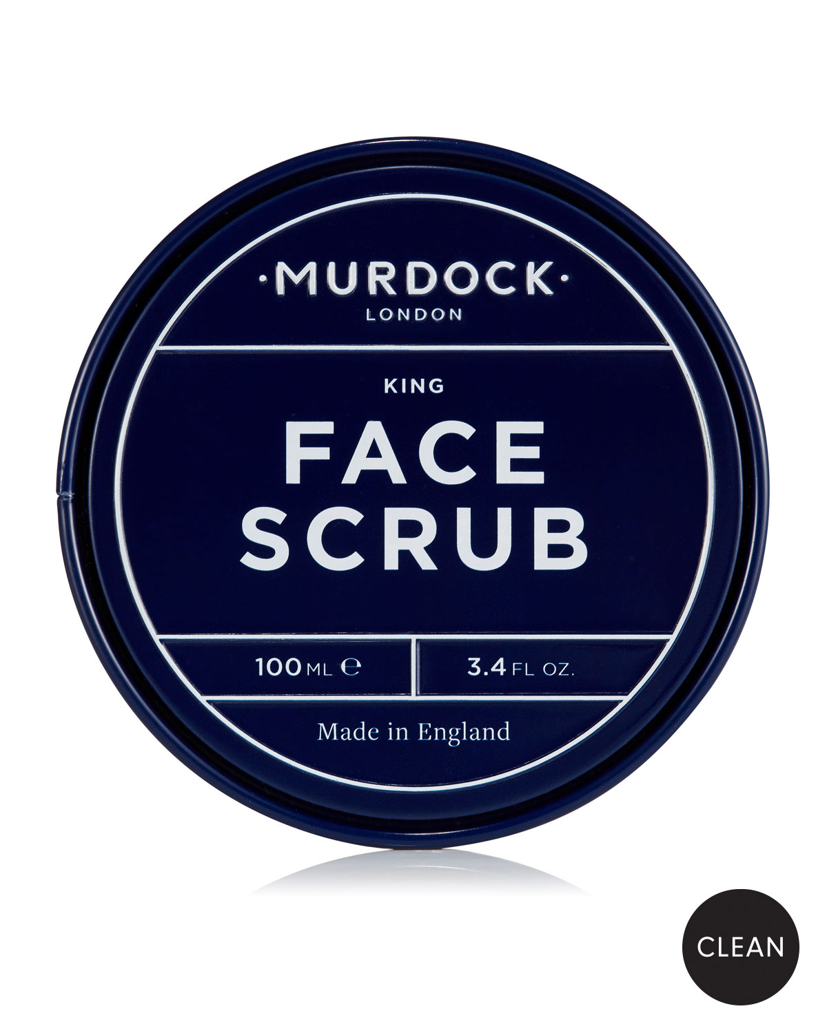 Murdock London Face Scrub, 3.4 oz./ 100 mL