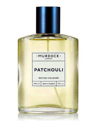 Patchouli Cologne, 3.4 oz./ 100 mL