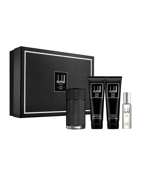 dunhill Limited Edition Icon Elite Men Eau de Parfum Gift Set ($169 Value)
