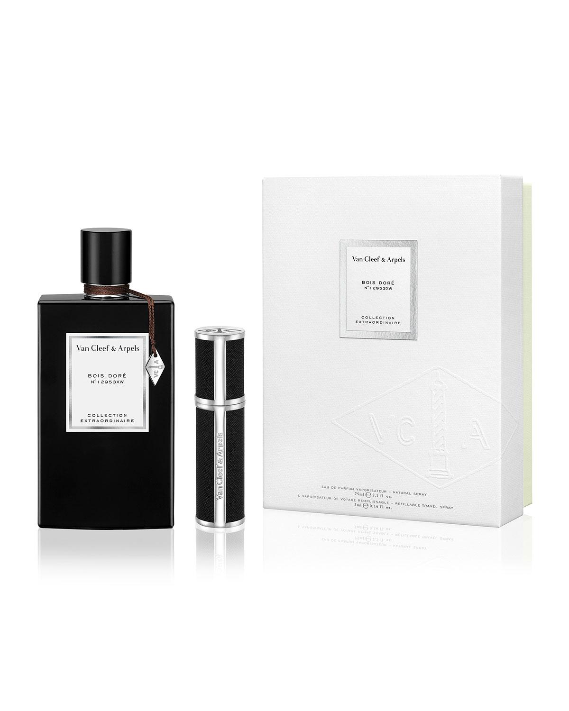 VAN CLEEF & ARPELS Limited Edition Bois Dor & #233 Gift Set