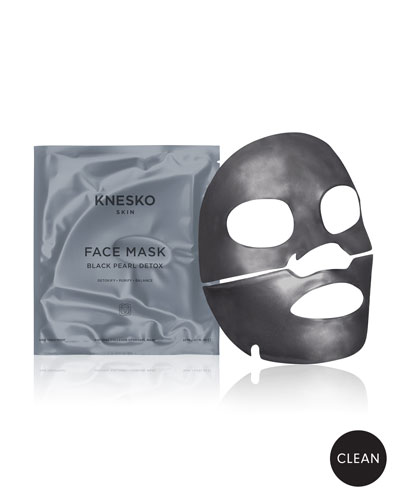 Black Pearl Face Mask - 4 Treatments