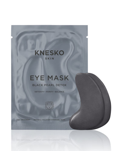 Black Pearl Eye Mask - 6 Treatments