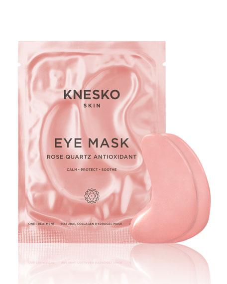 Knesko Skin Rose Quartz Eye Mask - 6 Treatments