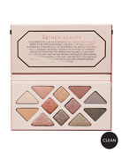 Aether Beauty Rose Quartz Crystal Gemstone Makeup Palette
