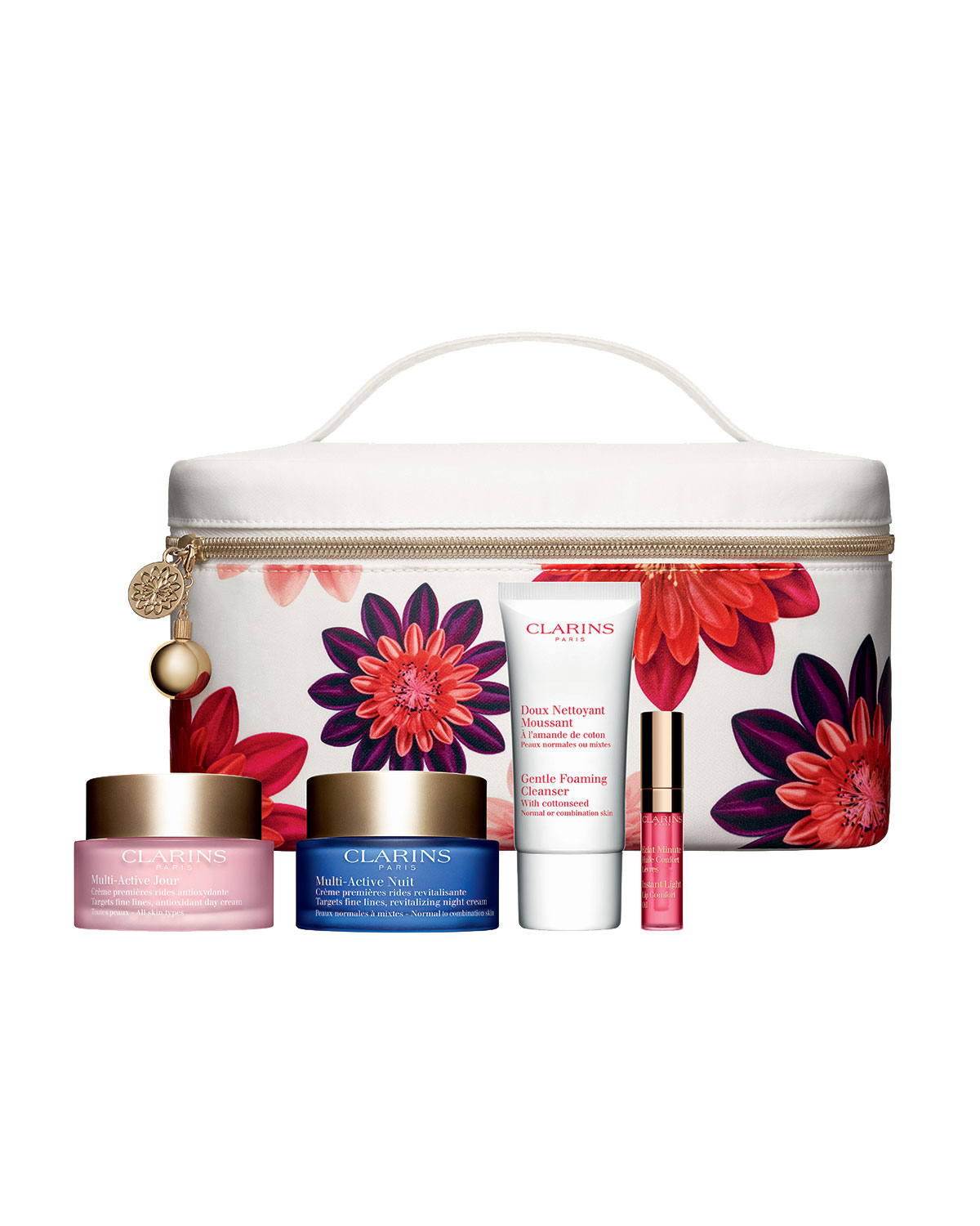 Clarins MULTI-ACTIVE LUXURY COLLECTION
