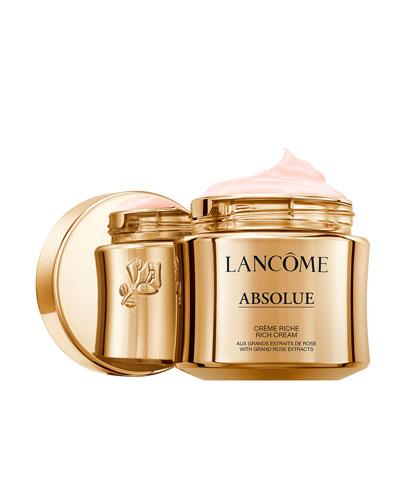Absolue Revitalizing & Brightening Rich Cream, 2.0 oz./ 60 mL