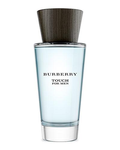 Men's Burberry Touch Eau de Toilette, 3.4 oz./ 100 mL