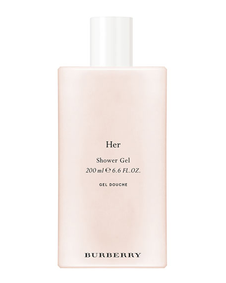 Burberry 6.8 oz. Burberry Her Limited Edition Shower Gel
