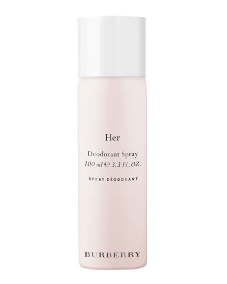 Burberry 3.3 oz. Burberry Her Limited Edition Deodorant