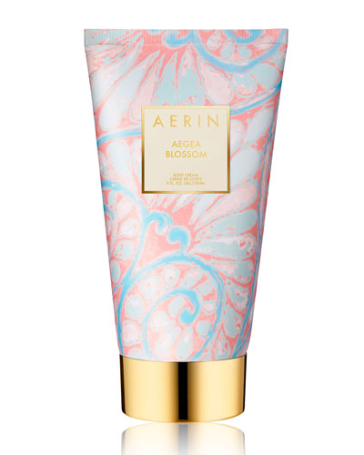 Aegea Blossom Body Cream, 5 oz./ 150 mL