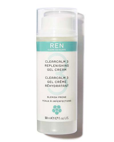 Clearcalm 3 Replenishing Gel Cream, 1.7 oz./ 50 mL
