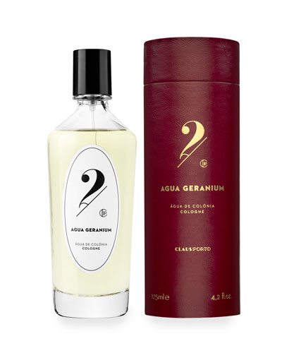 No 2 Agua Geranium Cologne, 4.2 oz./ 125 mL