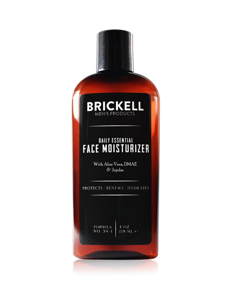 Brickell Men's Products 2 oz. Daily Defense Moisturizer with SPF 15