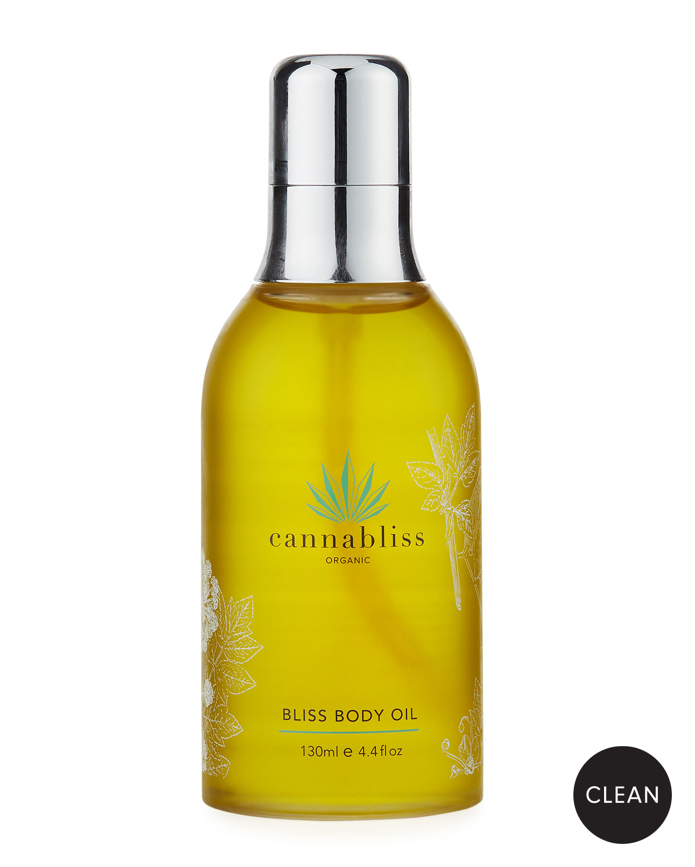 4.4 oz. Bliss Body Oil