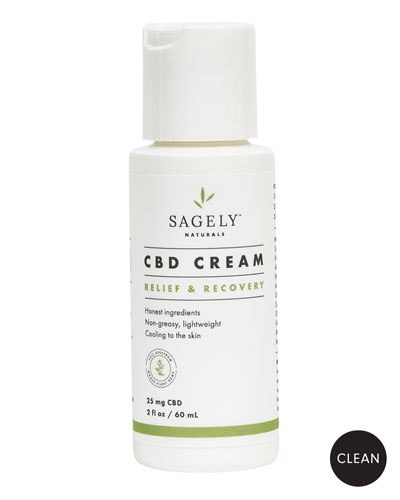 Relief and Recovery Cream, 2.0 oz./ 60 mL