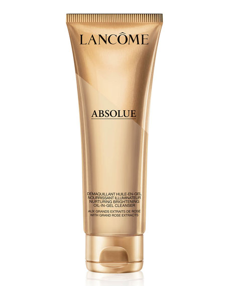Lancome 4.22 oz. Absolue Oil-in-Gel Cleanser