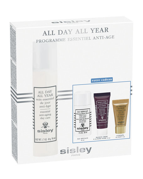 Sisley-Paris All Day All Year Discovery Program