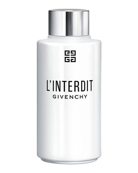 Givenchy 6.8 oz. L'Interdit Bath & Shower Oil