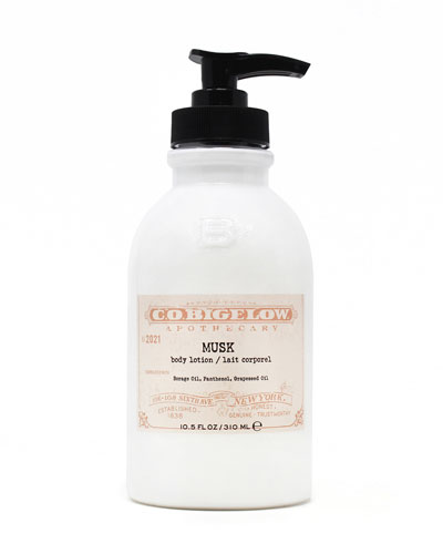 Musk Body Lotion, 10.5 oz./ 310 mL