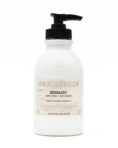 Bergamot Body Lotion, 10.5 oz./ 310 mL