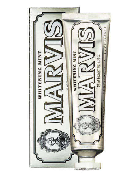 Marvis 3.8 oz. Whitening Mint Toothpaste