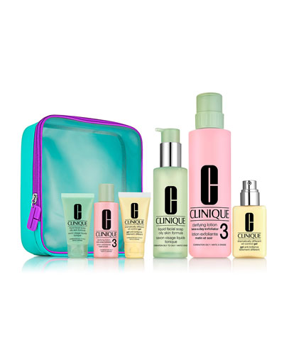 Limited Edition Great Skin Everywhere: 3-Step Skin Care Set For Oily Skin ...
