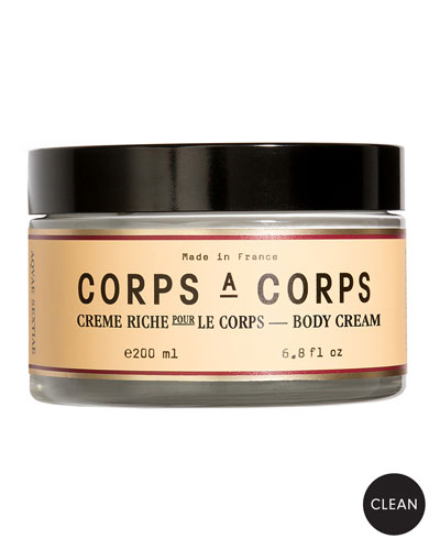 Corps-&#224-Corps Body Cream, 6.7 oz./ 200 mL