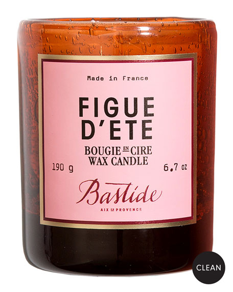 Bastide Figue d'Ete Wax Candle, 6.7 oz./ 190 g