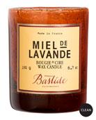 Bastide Miel de Lavande Wax Candle, 6.7 oz./