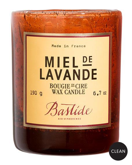 Bastide 6.7 oz. Miel de Lavande Wax Candle