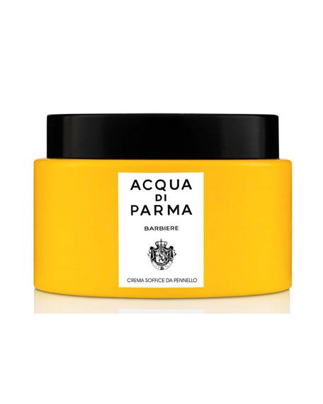 Acqua di Parma 4.4 oz. Barbiere Soft Shaving Cream For Brush