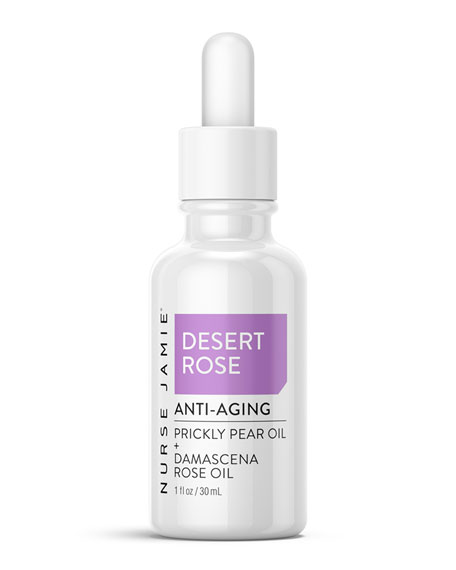 Nurse Jamie Desert Rose Anti-Aging Oil, 30 mL