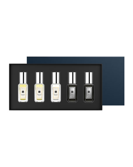 Jo Malone London Cologne Collection, 5 x 0.3 oz./ 5 mL