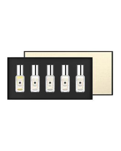 Men's Cologne Collection, 5 x 0.3 oz./ 9 mL