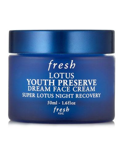 Lotus Youth Preserve Dream Night Cream, 1.6 oz.