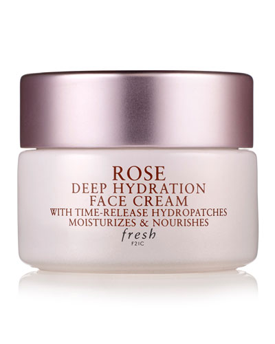 Rose Deep Hydration Moisturizer, 0.5 oz.