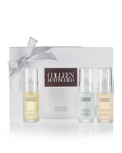 Skin Revival Serum Trio