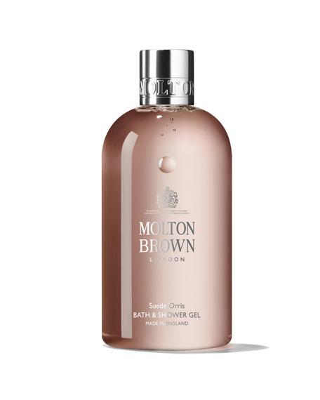 Molton Brown Suede Orris Bath & Shower Gel, 10 oz./ 300 mL