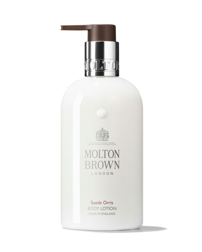 Suede Orris Body Lotion, 10 oz./ 300 mL